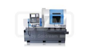 Автомат продольного точения, обрабатывающий центр, токарный станок с ЧПУ, обработка прутка