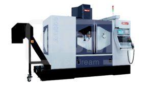 вертикальный обрабатывающий центр, обрабатывающий центр, станок с ЧПУ, фрезеровка, фрезерная обработка