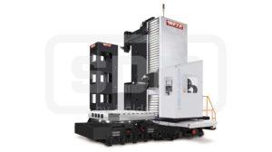 Горизонтально-расточной станок, станок с ЧПУ, обрабатывающий центр, фрезерование, растачивание