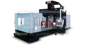 Портальный обрабатывающий центр, станок с ЧПУ, обрабатывающий центр, фрезерование